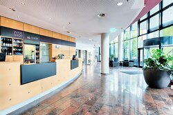 Hotel Dusseldorf Seestern Lobby