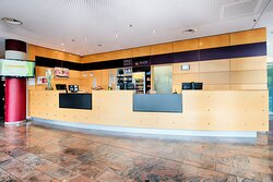 Hotel Dusseldorf Seestern Front Desk / Reception