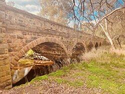 Hughes Creek Bridge