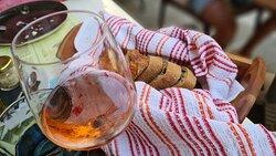 Wine by glass at Raki Ba Raki, photo by placescases.com