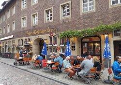 Altes Gasthaus Leve- seit 1607 Regionalküche in Münster