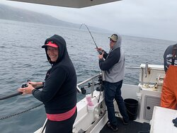 Limits of rockfish for this family!