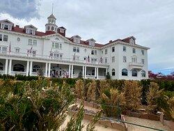 Beautiful, historic hotel. Haunted....>