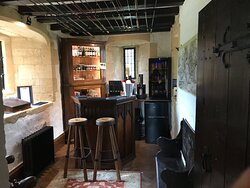 The Pulpit Bar