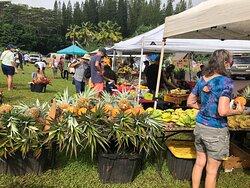 Best organic Farmer's Markets are on Kaua'i and my Top Picks List