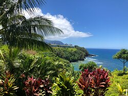 Best view ever from my favorite vacation rental on Kaua'i
