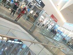 Jabi Lake Mall Interior.