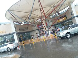 Jabi Lake Mall Main Entrance.