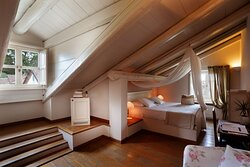 Exe Mansarda, Matrimoniale o Twin Bed