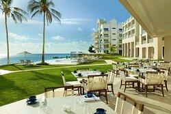 Lina Restaurant Terrace