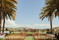 Sanrst Ceremony On Valley Promenade