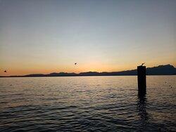 Il lago di Garda!