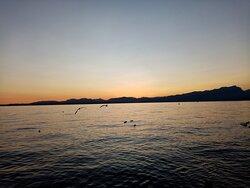 I colori del lago!!