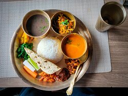 Ambience is very nice. Taste is decent too. Can try local thali's and local cusines