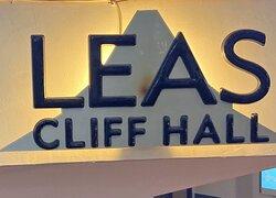 1.  Leas Cliff Hall, Folkestone, Kent