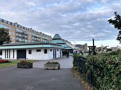 2.  Leas Cliff Hall, Folkestone, Kent