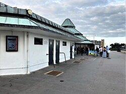 3.  Leas Cliff Hall, Folkestone, Kent