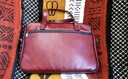 Leather bags for laptops