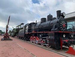 Музей железных дорог России в Санкт-Петербурге