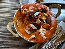 Hauptgericht !!! Oriental Beef mit Nan Brot - für 21,90€ eine Frechheit