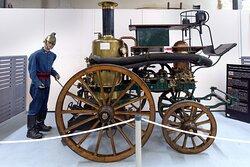 Musée départemental des sapeurs-pompiers du Val d'Oise