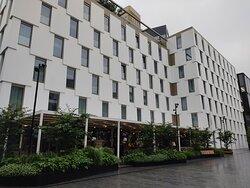 Sehr schönes Boutique- & Designhotel in Luxemburg Stadt