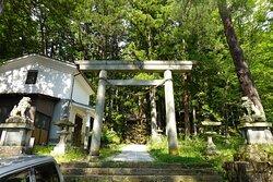高山市・東山神明神社