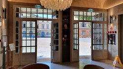 Excellent new hotel in the heart of Lucca