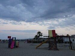 Giochi spiaggia