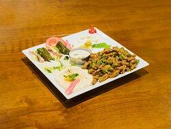 Assiette Chawarma Bœuf 🥩 (Beef Plate)