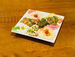 Assiette Mezzé (Mezzé plate)