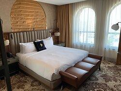 Corner King Room 705