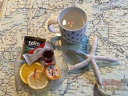 Herbatka zimowa