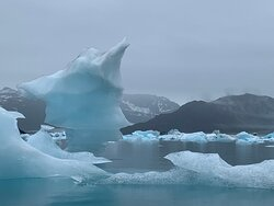 each iceberg is different