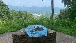 The Kentucky marker