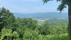 The View into Middlesboro