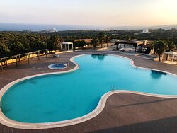 Havuz Manzarası