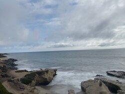 Ocean beach in San Diego, California