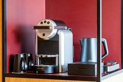 Guest Room - Nespresso Machine