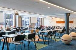 Yquem Meeting Room - Classroom Setup