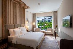 Millennium Resort Salalah Chalet Bedroom