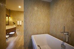 Millennium Resort Salalah Four Bedroom Villa Bathroom