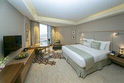 Grand Millennium Muscat Club Room