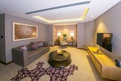 Grand Millennium Muscat Executive Suite Living Room