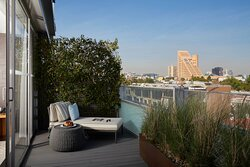 Masaryk Master Suite Terrace