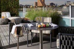 Penthouse Pasaje Suite Terrace