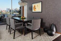 Penthouse Pasaje Suite Dining Room