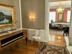 The mansion - interior