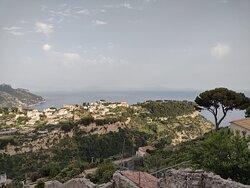 Panorama su Ravello