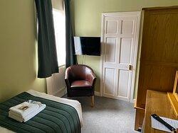 Room 2, Single Room, 1st Floor.
